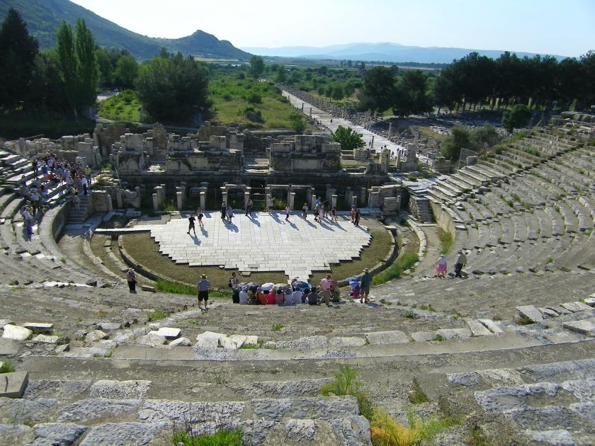 Moederstad Efeze