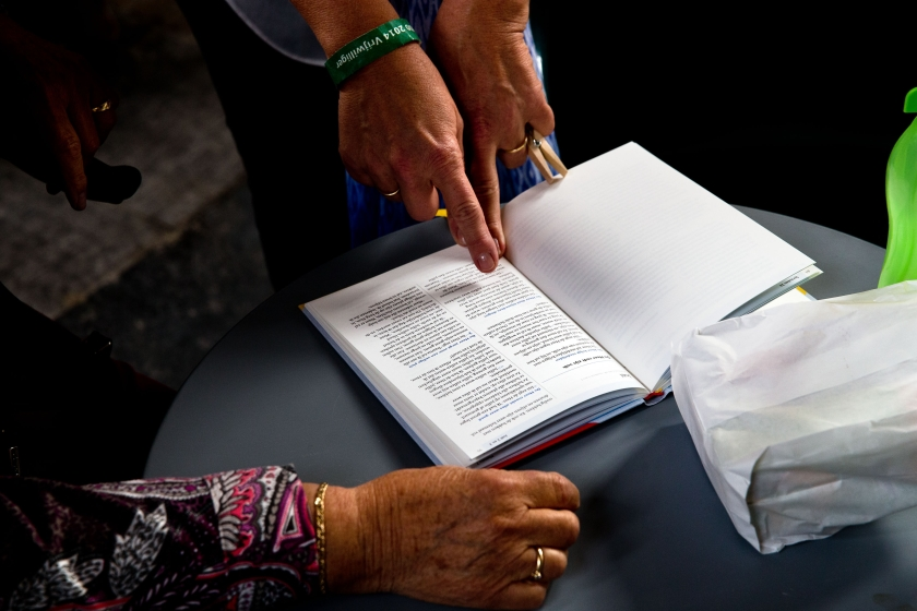 Bestseller-bijbel vliegt de winkel uit