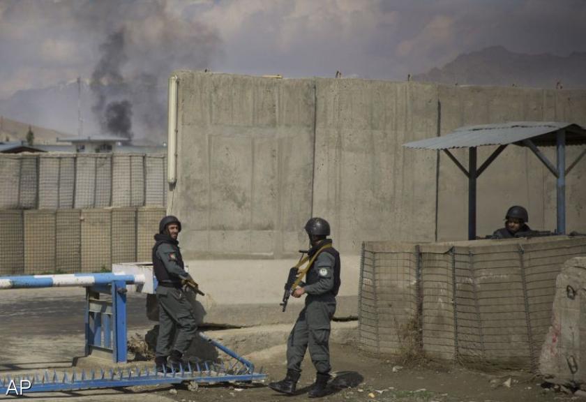 Aanvallers verkiezingskantoor Kabul gedood