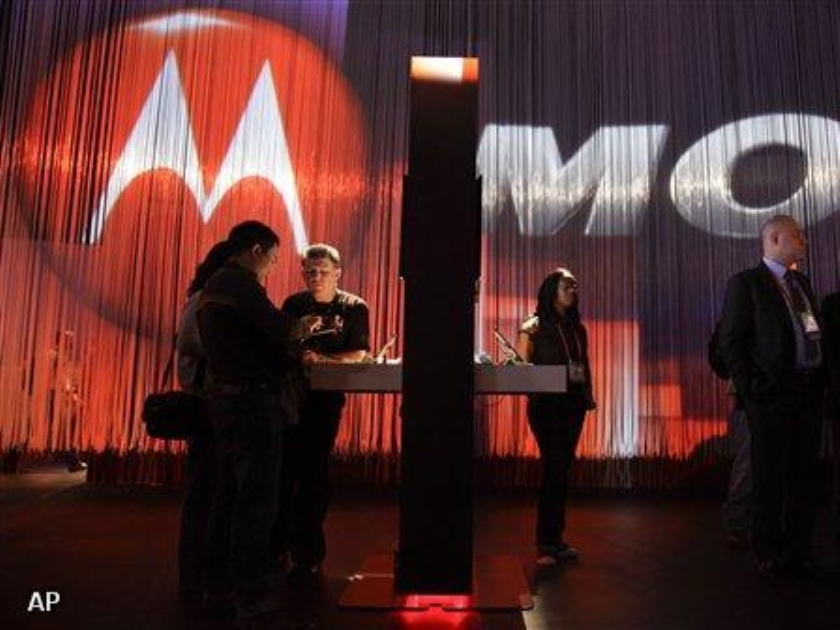 Microsoft klaagt over Motorola
