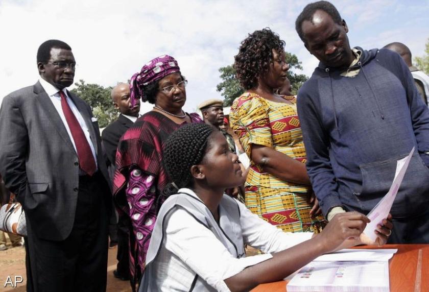 President Malawi schrijft nieuwe verkiezingen uit