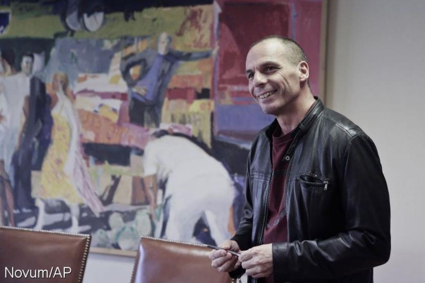 Varoufakis: koste wat het kost IMF aflossen