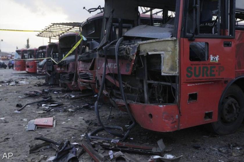 Boko Haram eist aanslag busstation Nigeria op