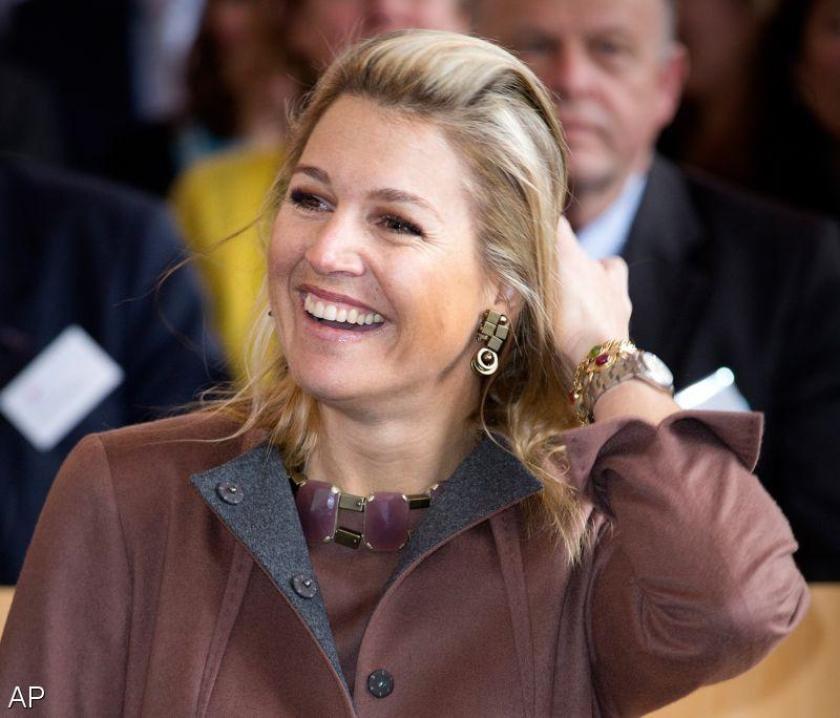 Koningin Máxima opent ziekenhuis