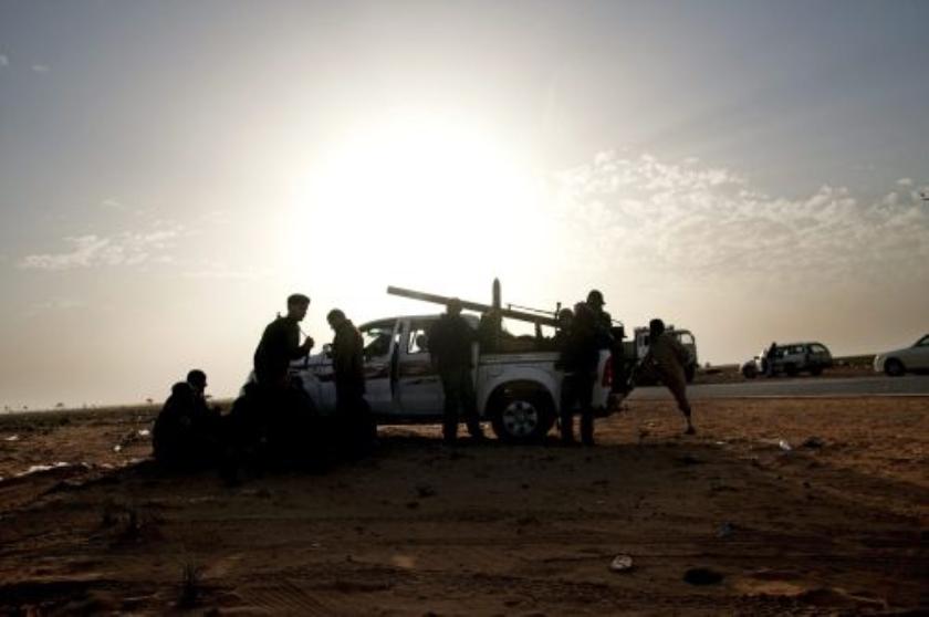 Precisiebommen NAVO voor Libië raken op