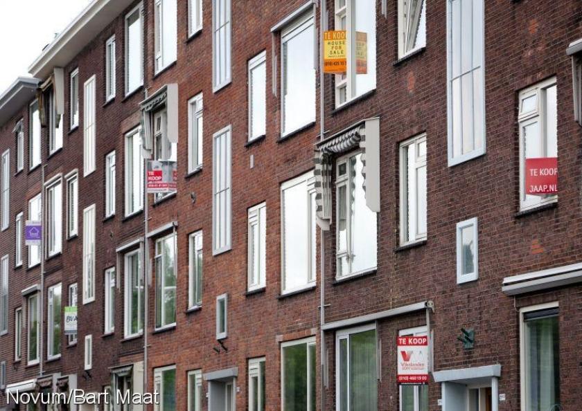 Voorjaarsstijging op woningmarkt