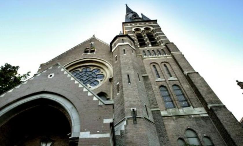 Krakers na 25 jaar uit Heilig Hartkerk Breda