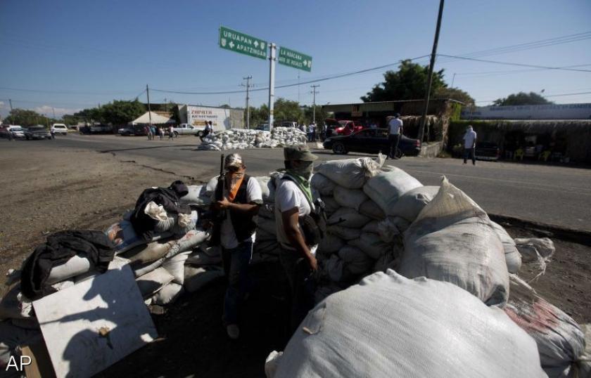 Mexico stuurt troepen naar westelijke staat