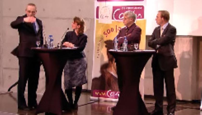 >| Bekijk het tweede debat: de intolerante Calvijn