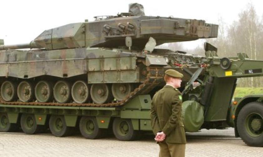 Ook tanks ter discussie bij Defensie
