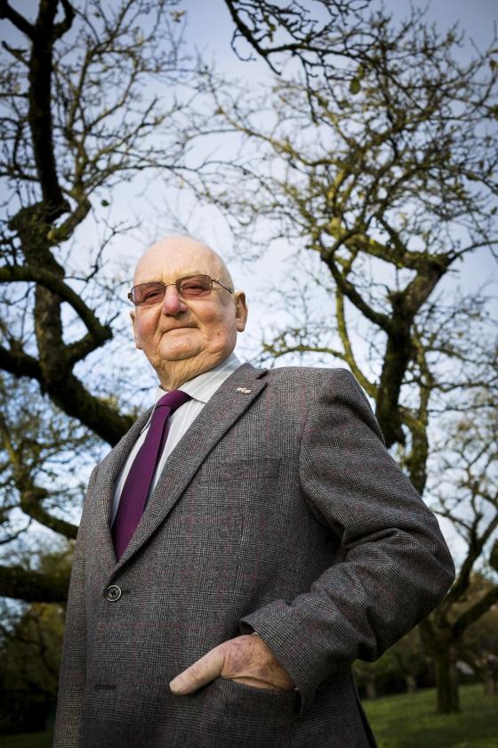 Peter Hovestadt dankt voor zijn ziekte