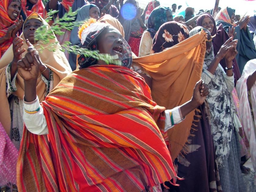 Somalië ontwricht door omkering van sociale orde