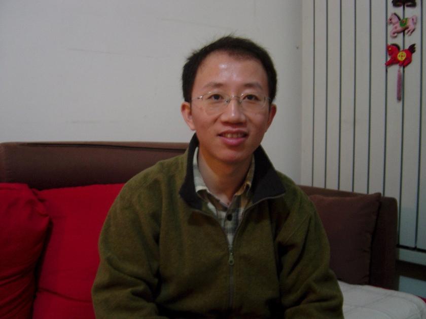 Chinese dissident Hu Jia krijgt Sacharovprijs