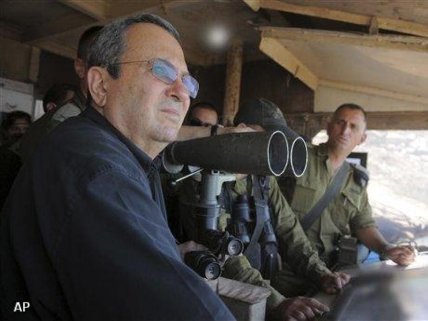 Barak vreest chemische wapens niet