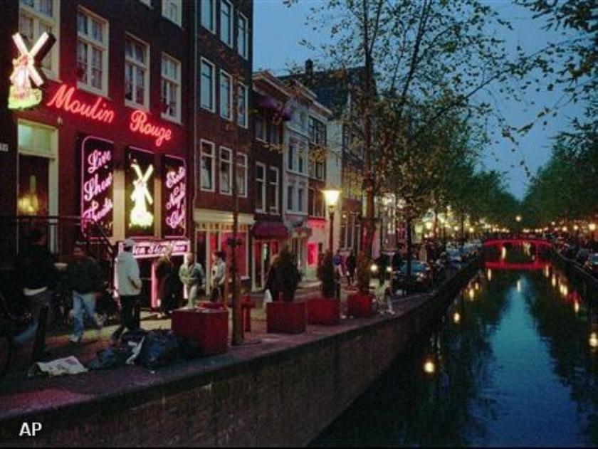Amsterdam populairder bij Amerikanen