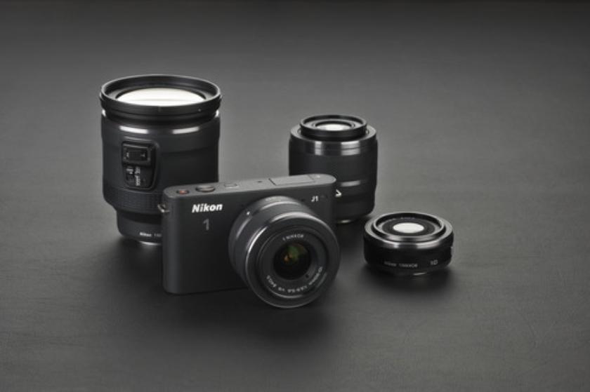Gadget: momenten pakken met Nikon J1