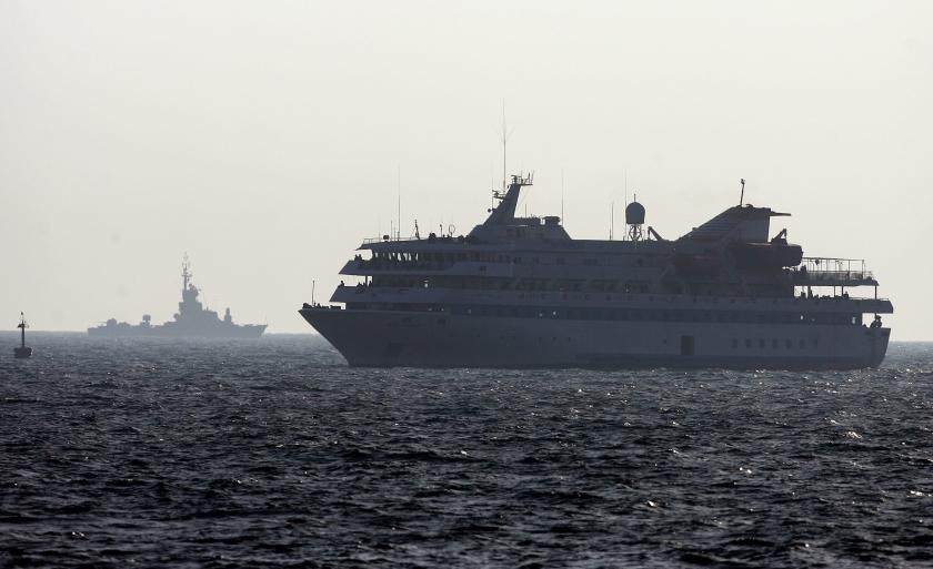 Gaza-vloot niet zomaar groepje actievoerders