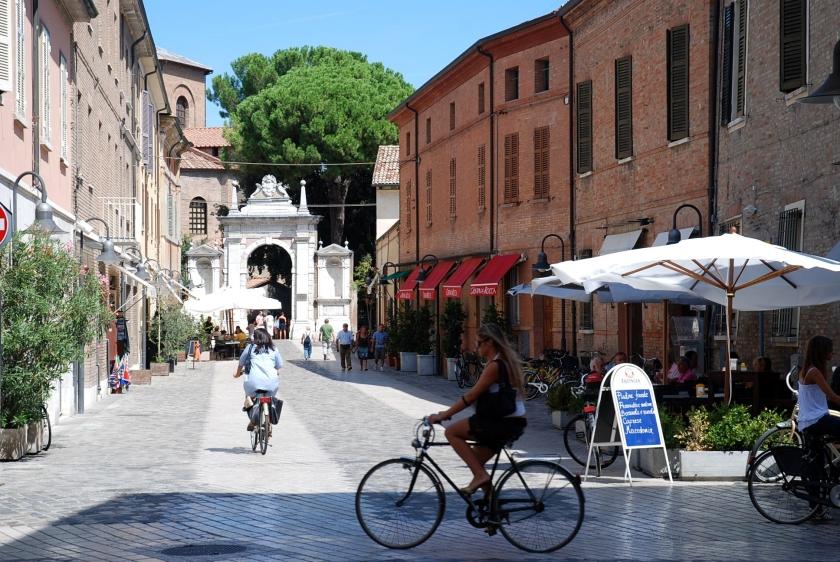 De opleving van Ravenna