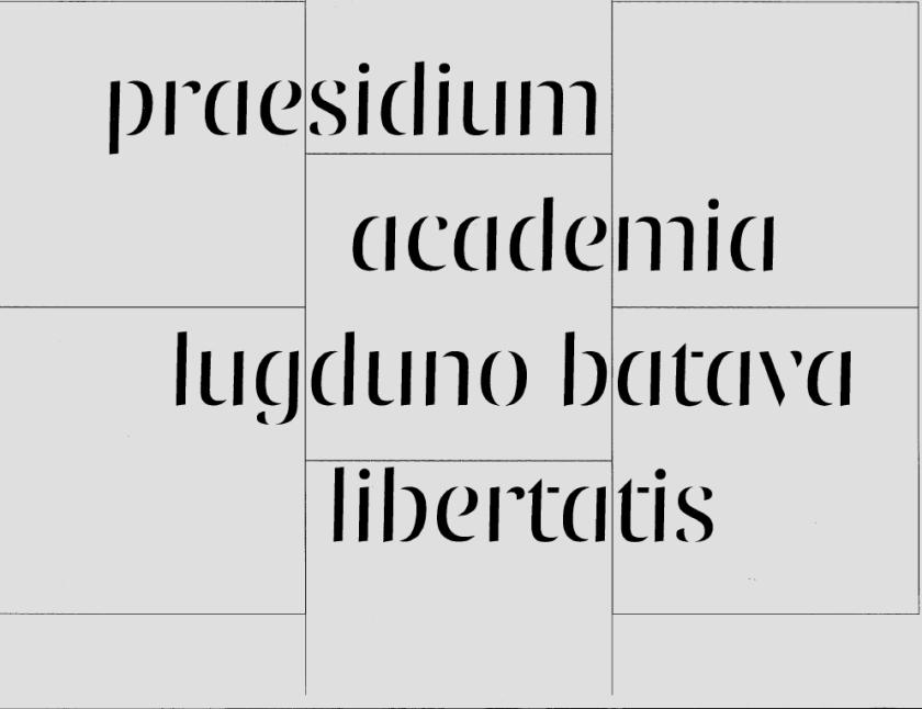 Oud-hoogleraar typografie Unger promoveert