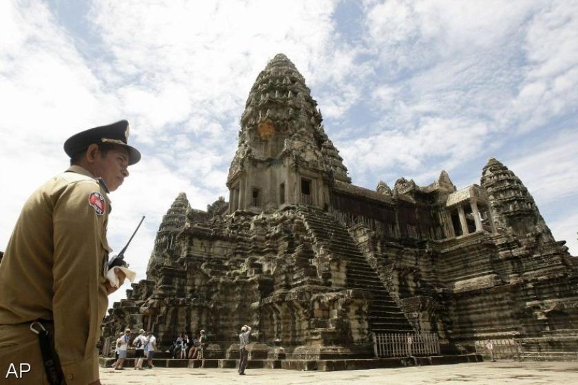 Angkor Wat nu te zien op Google Street View