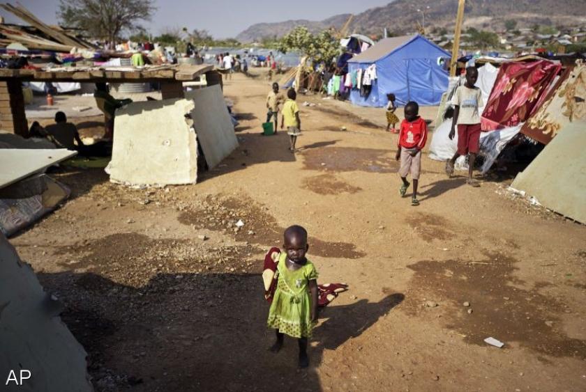 Nederlandse marechaussees vast in Zuid-Sudan