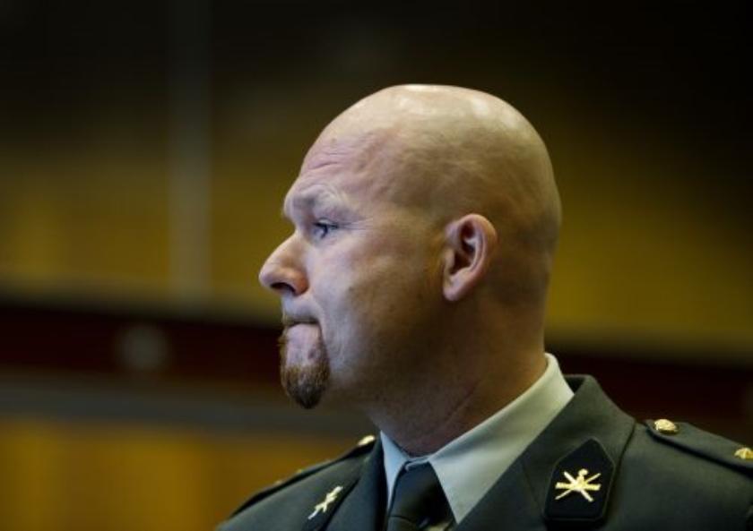 Militaire rechtbank oordeelt over Marco Kroon
