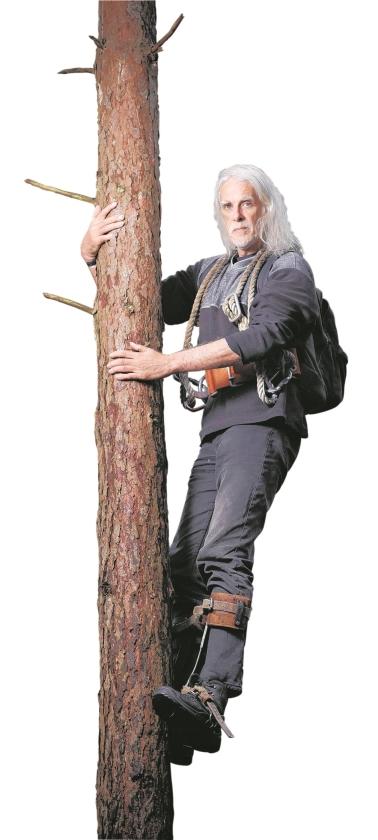 Rob Bijlsma: roepende in het bos