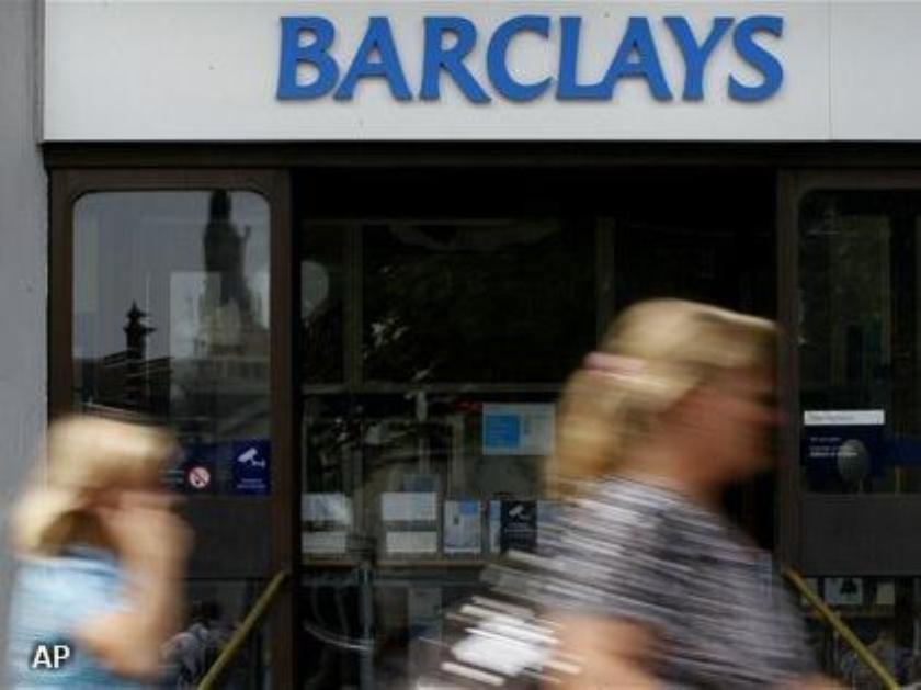 Barclays verkoopt aandelen Blackrock