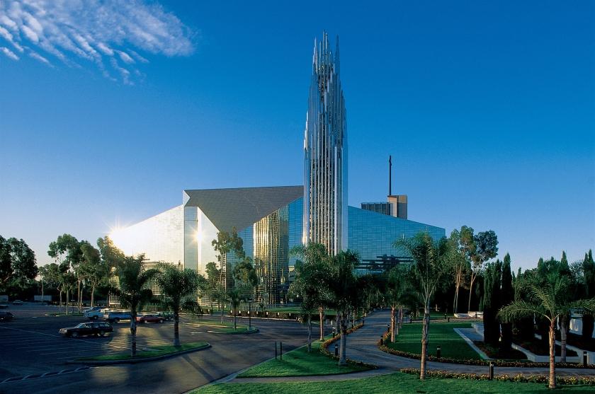 Crystal Cathedral naar bisdom