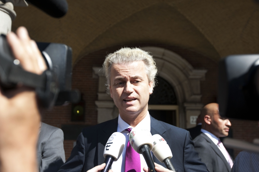 Wilders stopt als raadslid in Den Haag