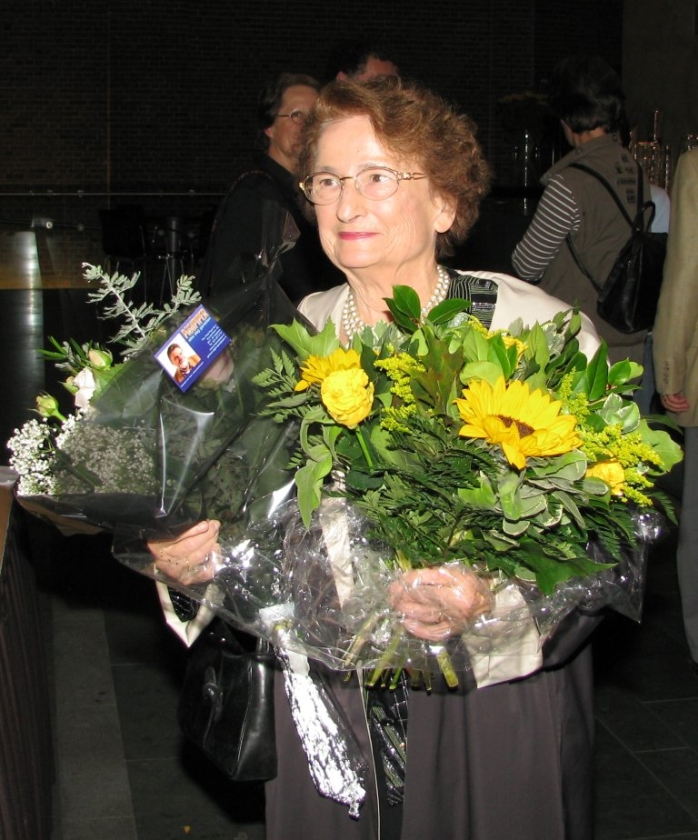 Organiste Marie-Claire Alain (86) overleden