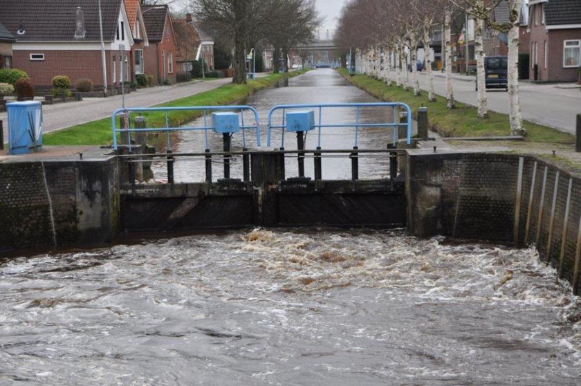 Waterschap leent steeds meer