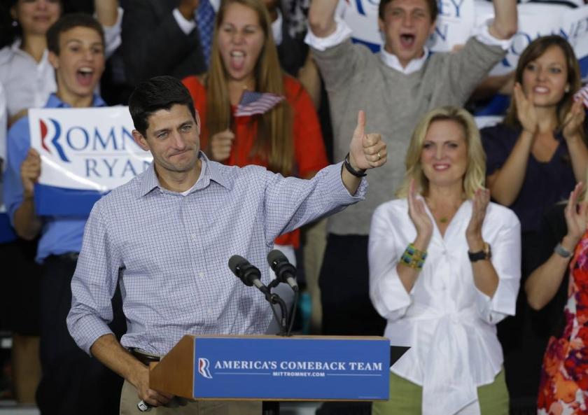 Paul Ryan is roomser dan de paus