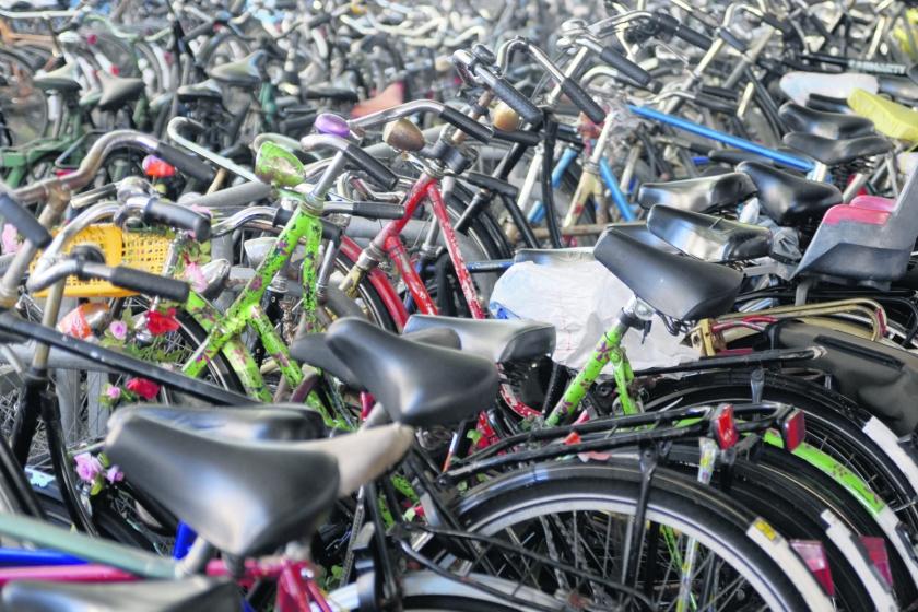 Ook je fiets kun je verhuren