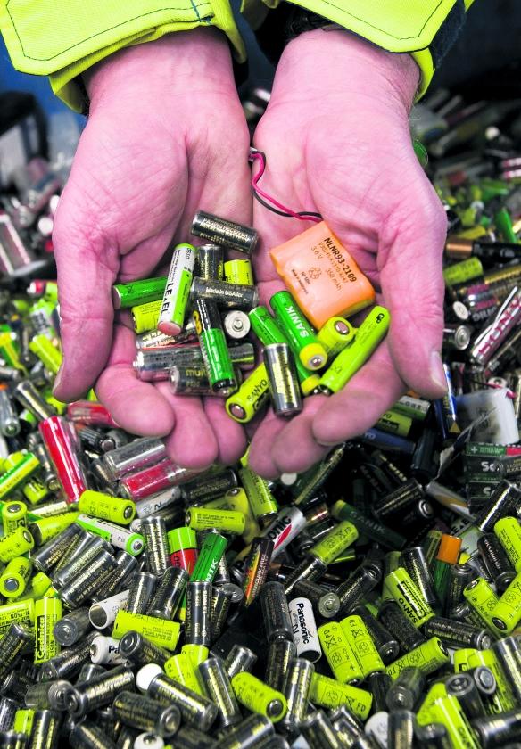Het leven wordt één batterij