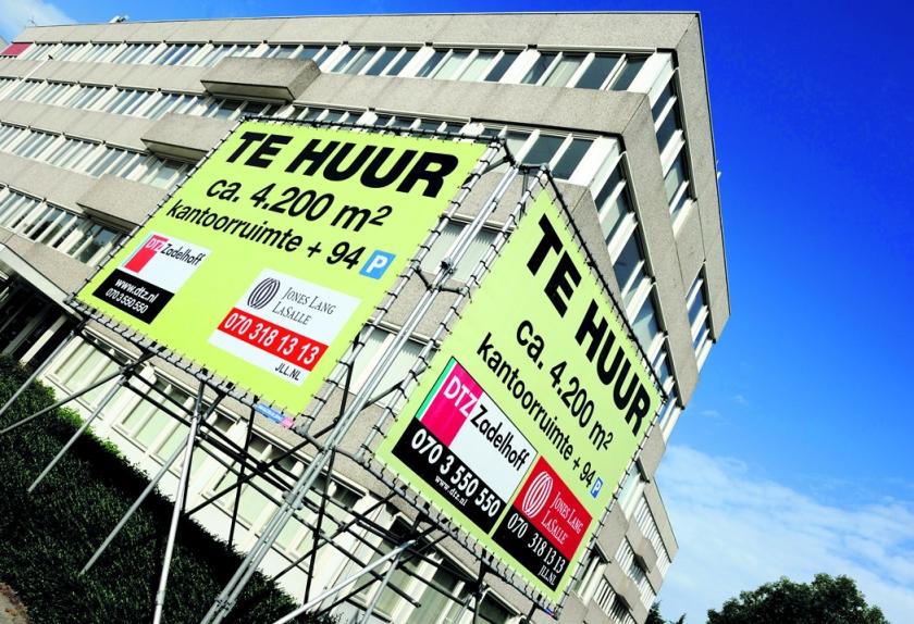 Zelfbewuste provincies trekken grote broek aan  (anp / Lex van Lieshout)