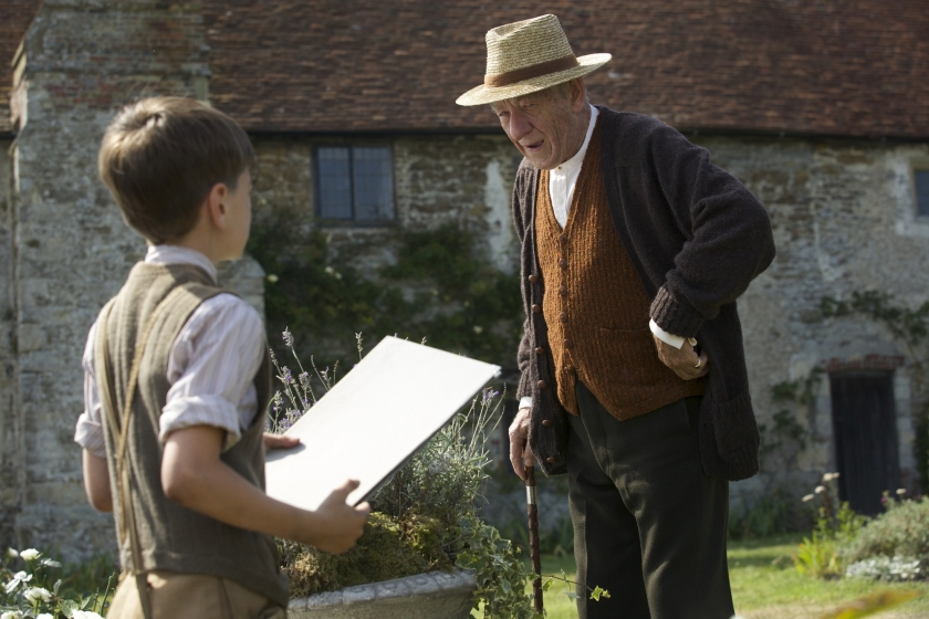 Film Mr. Holmes: de mens achter de mythe