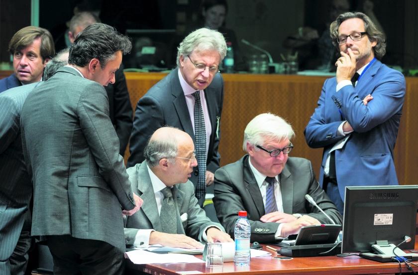 EU verdeelt na verhit debat 32.256 asielzoekers  (ap / Thierry Monasse nd.nl)