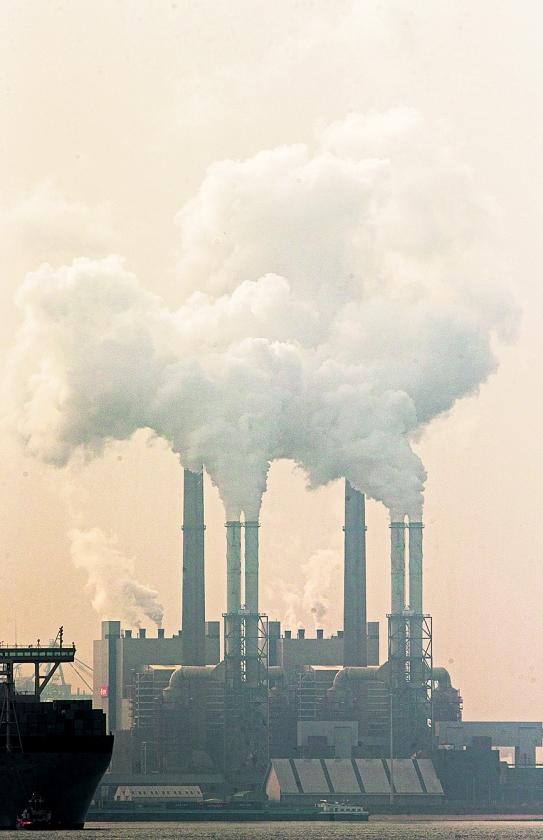 'CO2-uitstoot kan makkelijk omlaag'  (anp / Jerry Lampen)