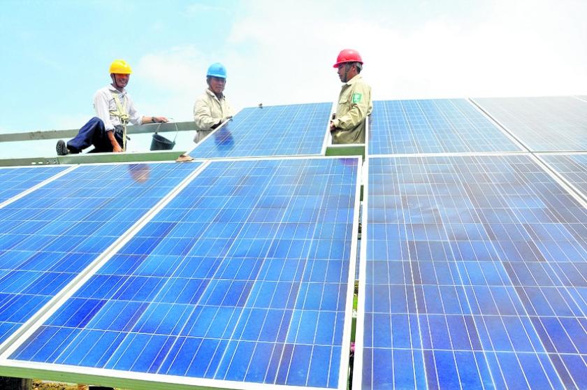 Aanschaf van zonnepanelen nog zelden een risico  (ap)