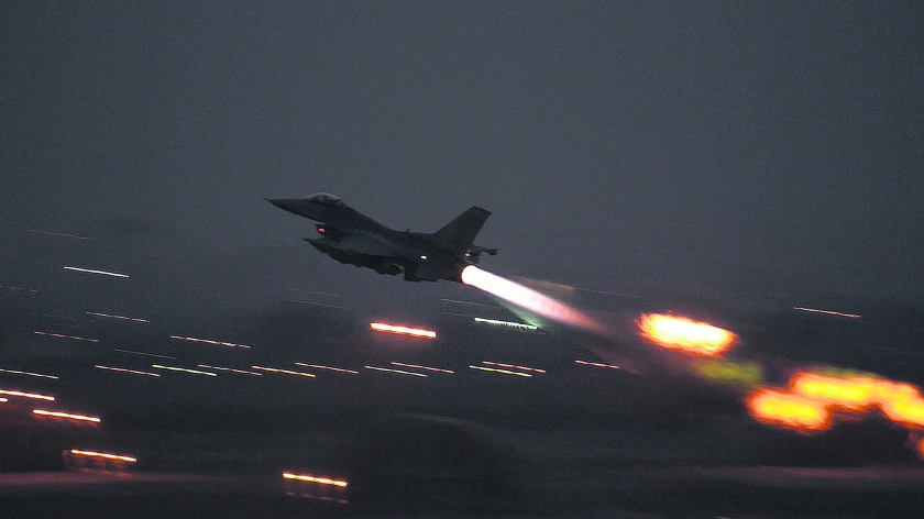 Elitetroepen jagen op top ISIS  (ap / Krystal Ardrey)