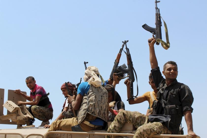 Is soennitisch geweld minder erg?  (ap / Wael Qubady)