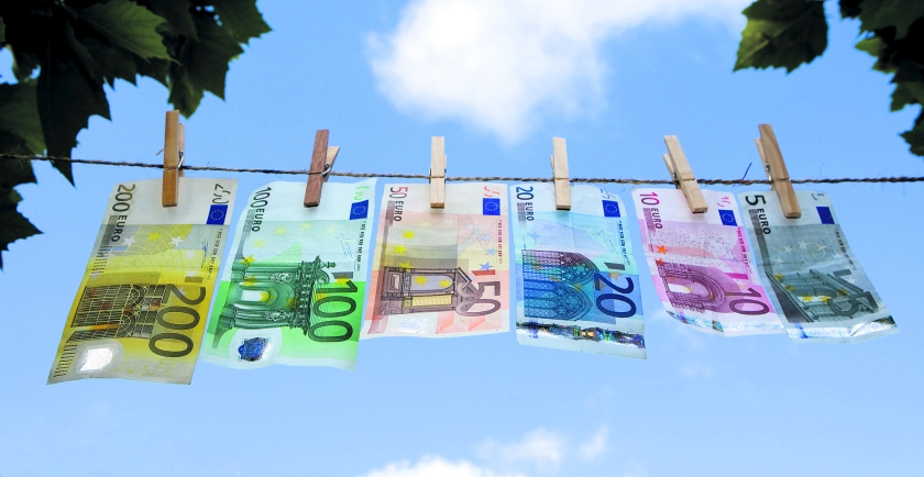 ChristenUnie, wees wat positiever over de euro  (anp / Koen Suyk)