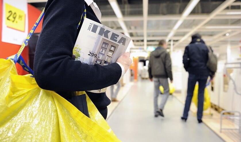 Volgens de Europese Groenen bedraagt het illegaal verkregen belastingvoordeel voor Ikea 1 miljard euro.  (anp / Lex van Lieshout)