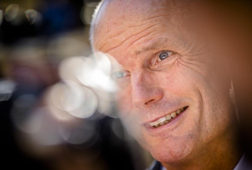 Minister Stef Blok  (anp)