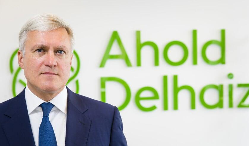 Frans Muller, topman van Ahold Delhaize  (anp / Frans Maat)