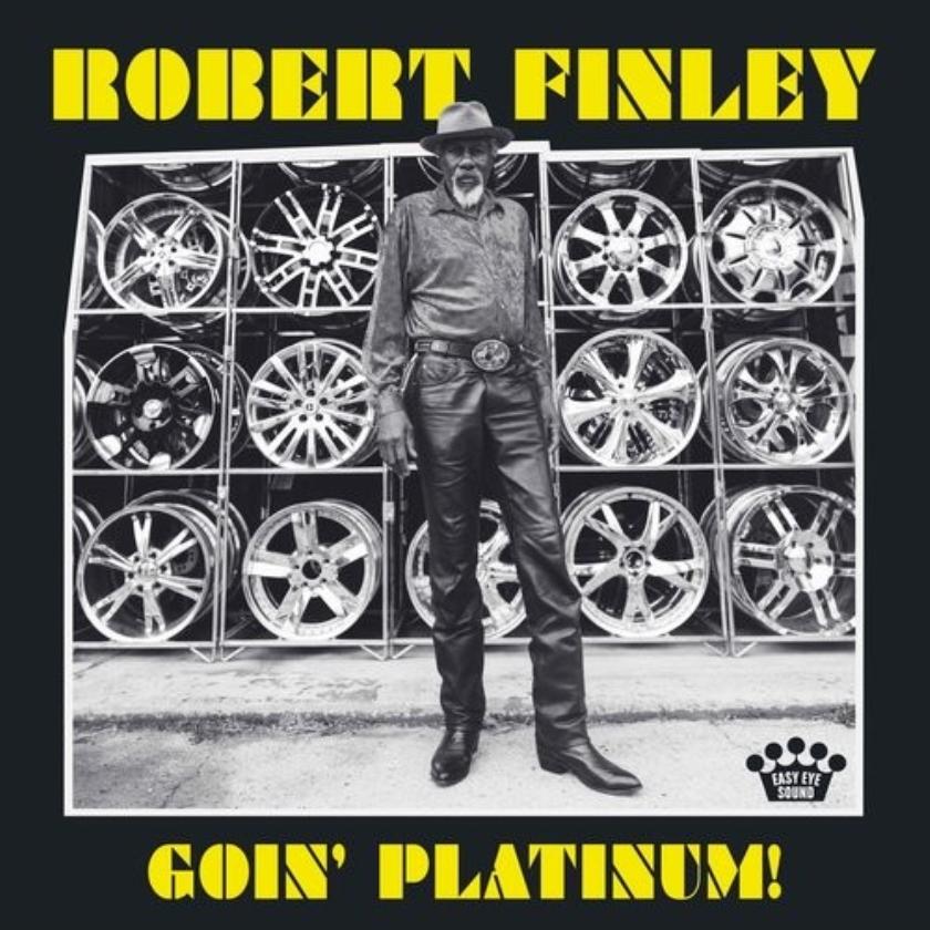 CD: Robert Finley - Goin' Platinum