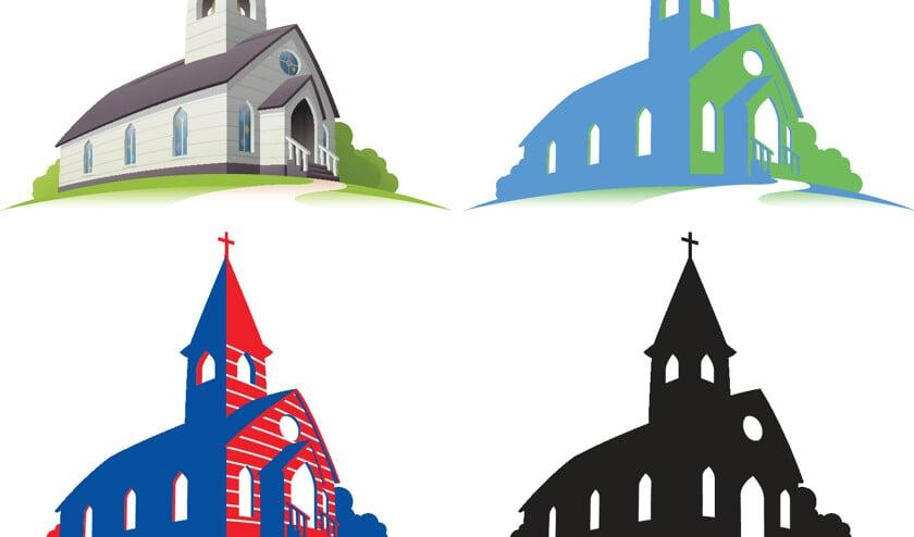 Hoe meer verwant kerkgenootschappen zijn, hoe meer ze hun verschillen uitvergroten  (istock)