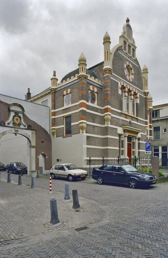 Steun joodse gemeente voor aankoop synagoge