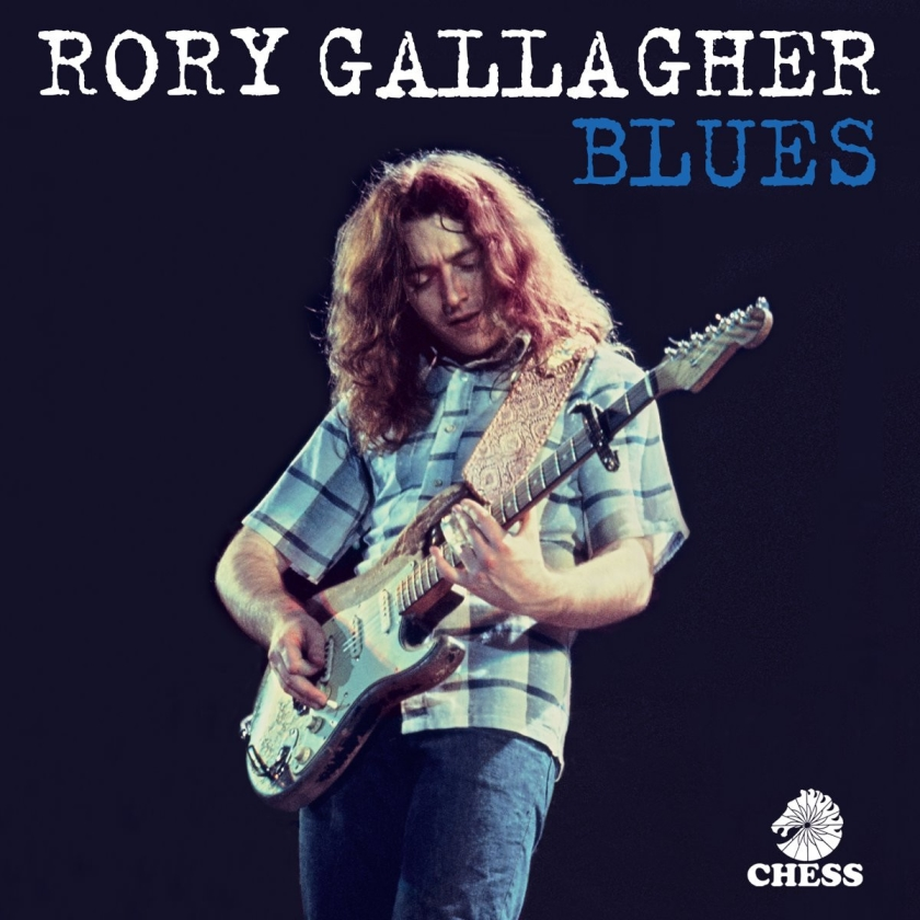 Neef Daniel Gallagher vond honderden tapes van Rory Gallagher in de BBC-archieven, nu is er een 3cd met veel moois